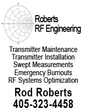 Robert's RF Engineering